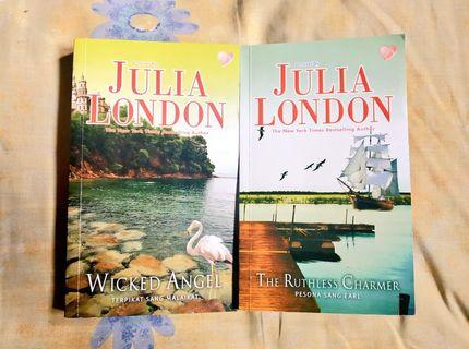 Wicked Angel, The Ruthless Charmer by Julia London