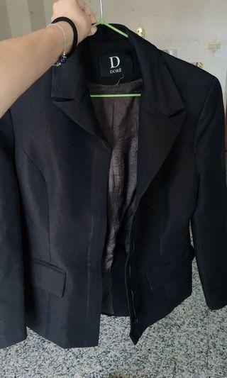 🚚 Dore休閒西裝外套