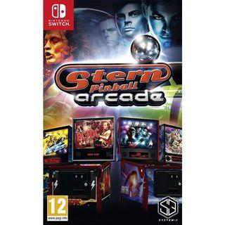 Stern Pinball Arcade - Nintendo Switch game