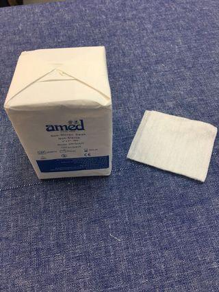 Amed 無紡紗布(100's pack)