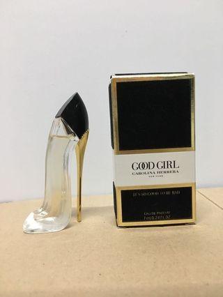 Carolina Herrera New York Good Girl perfume 7ml (全新)