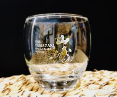 The Yamasaki 山崎 威士忌酒杯