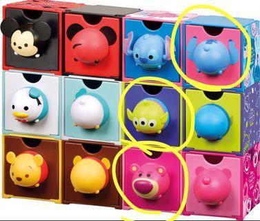 7仔 7-11 Tsum Tsum 收藏盒
