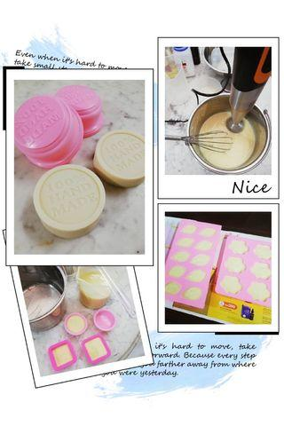 Breast milk handmade soap DIY service