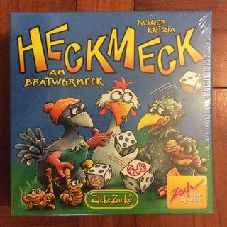 Pickomino / Heckmeck party game
