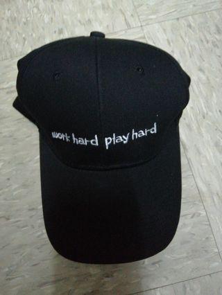 New黑色cap
