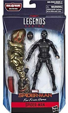 Marvel legends stealth suit spiderman 欠baf, 蜘蛛俠, 非shf hottoys