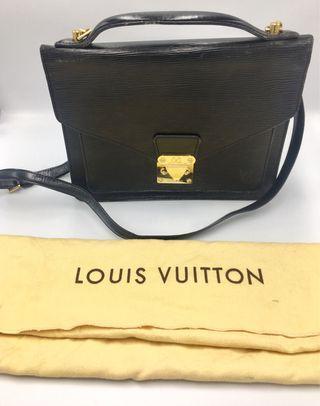 Louis Vuitton EPI LEATHER MONCEAU