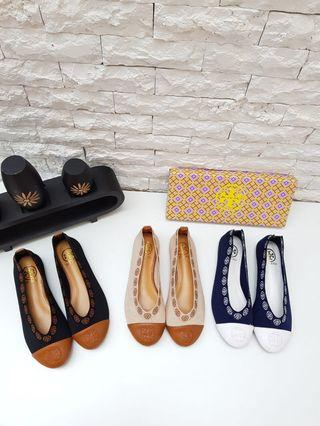 Tory Burch Slip On Shoes (New Arrival)