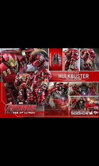 徵hottoys Hulkbuster豪華版訂單