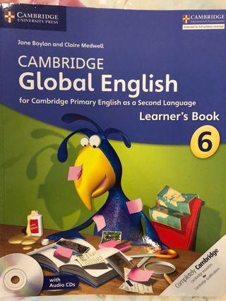 Cambridge Global English Primary 6