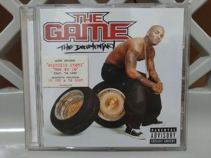 🚚 美國西岸饒舌專輯 West coast hip hop / The Game 遊戲玩家 - The Documentary (美版)