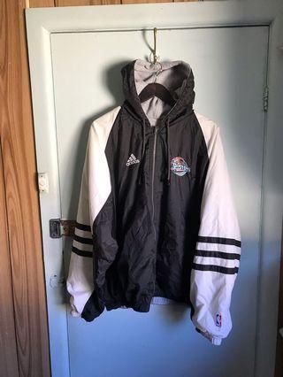 Vintage Detroit pistons jacket