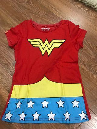 Movie world wonder women shirt