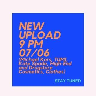 NEW UPLOAD 9PM Cosmetics, Clothes, Bags, Accessories