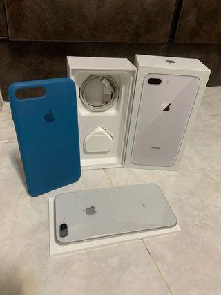 iPhone 8plus 256gb(warranty)