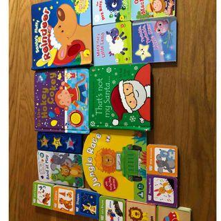 Baby Singing Music / Touch Learning Books