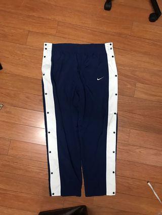 Vintage Nike popper trackpants