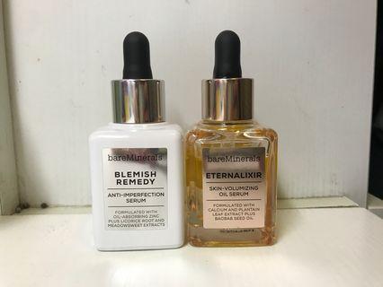Bare minerals 水油黃金修復緊緻精華eternalixir skin volumizing oil serum
