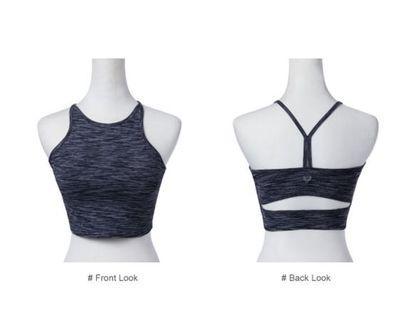 🚚 轉賣 VCstyle 運動內衣中強度削肩款平衡balancebra