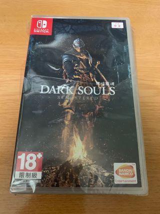 Dark Souls 黑暗靈魂 中文版 switch Nintendo 任天堂 games nds 99% 新 #mtrcentral #mtrtw #mtrmk #mtrssp