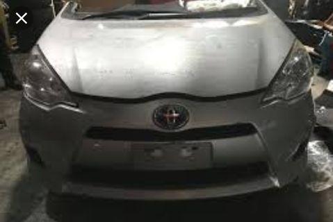 Toyota prius c used parts