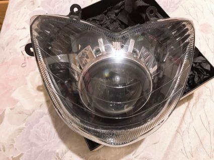 光陽 GP V2 魚眼大燈