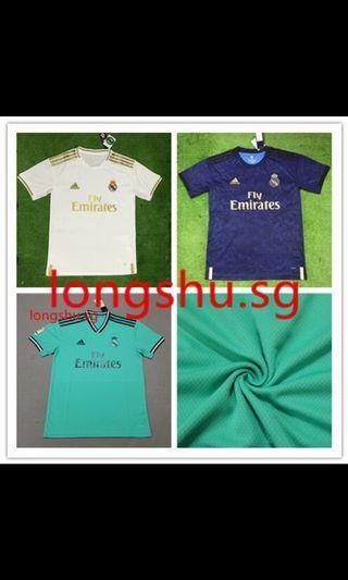 Real Madrid 19/20 Kits