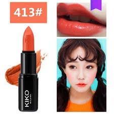 Kiko Milano Smart Fusion Lipstick 413 Red Papaya