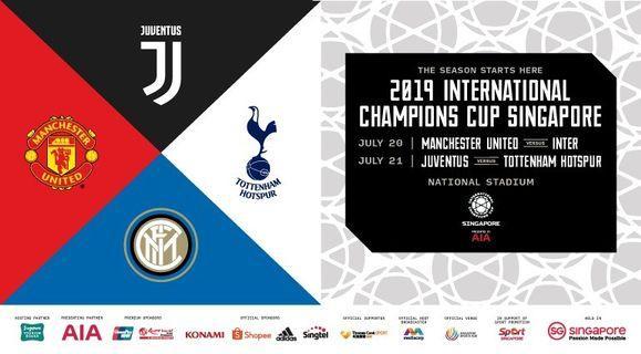 Manchester United 2019 Singapore Tour