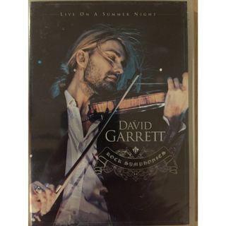 DVD David Garett in concert