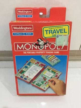 Monopoly - Travel size