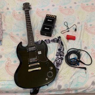 Epiphone SG Special Ebony Black