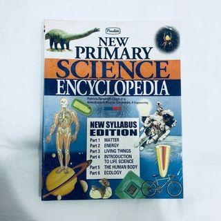New Primary Science Encyclopedia [PSLE]