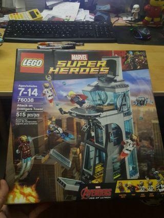 Lego 76038 Marvel Avengers Attack on Avengers Tower
