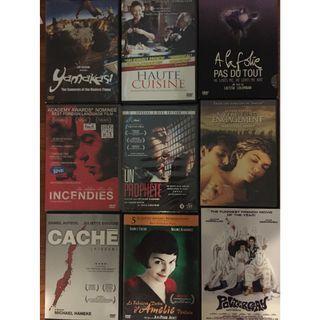 DVD French (9 DVD)