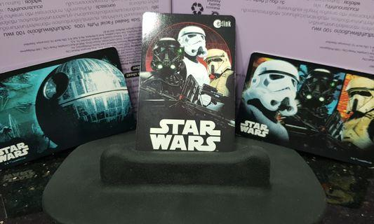 Star Wars Rogue One Ezlink card