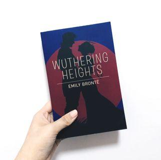 ✨ [brand new] wuthering heights by emily bronte