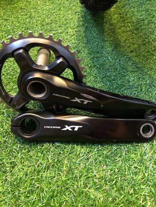 Shimano xt m8000 crank