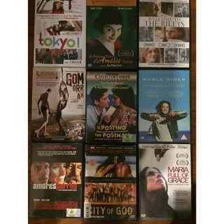 DVD Foreign language best selection