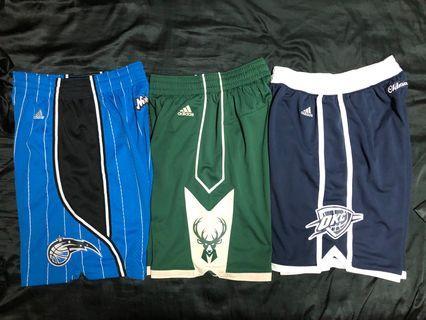 NBA Basketball Shorts $599->$300