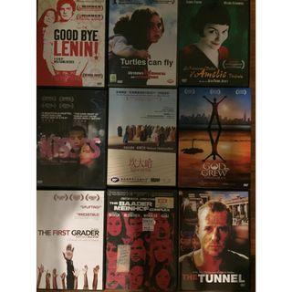 DVD Foreign language best selection (2)