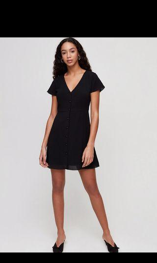 Aritzia Wilfred Zelie Dress BNWT