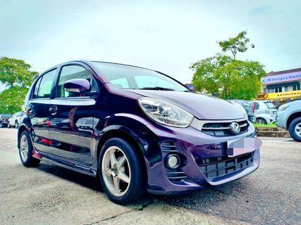 Perodua Myvi Se 1.5 (A) 2012