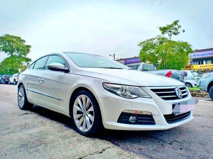 (Malaysia Car) VV Passat Cc Sport 2.0 (A) 2010