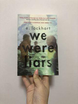 ✨ we were liars by e. lockhart