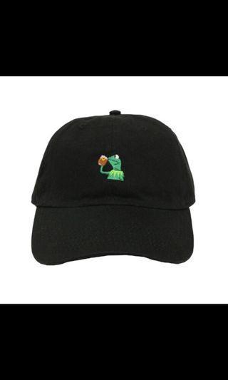 PO Kermit the Frog Baseball Cap