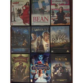 DVD Kids Movies