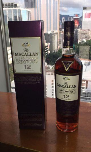 Macallan 紫鑽 12年