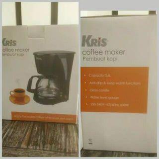 coffee maker Kris